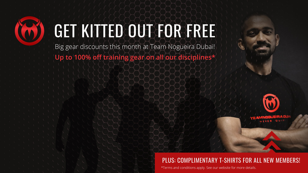 Get Kitted Out for Free!