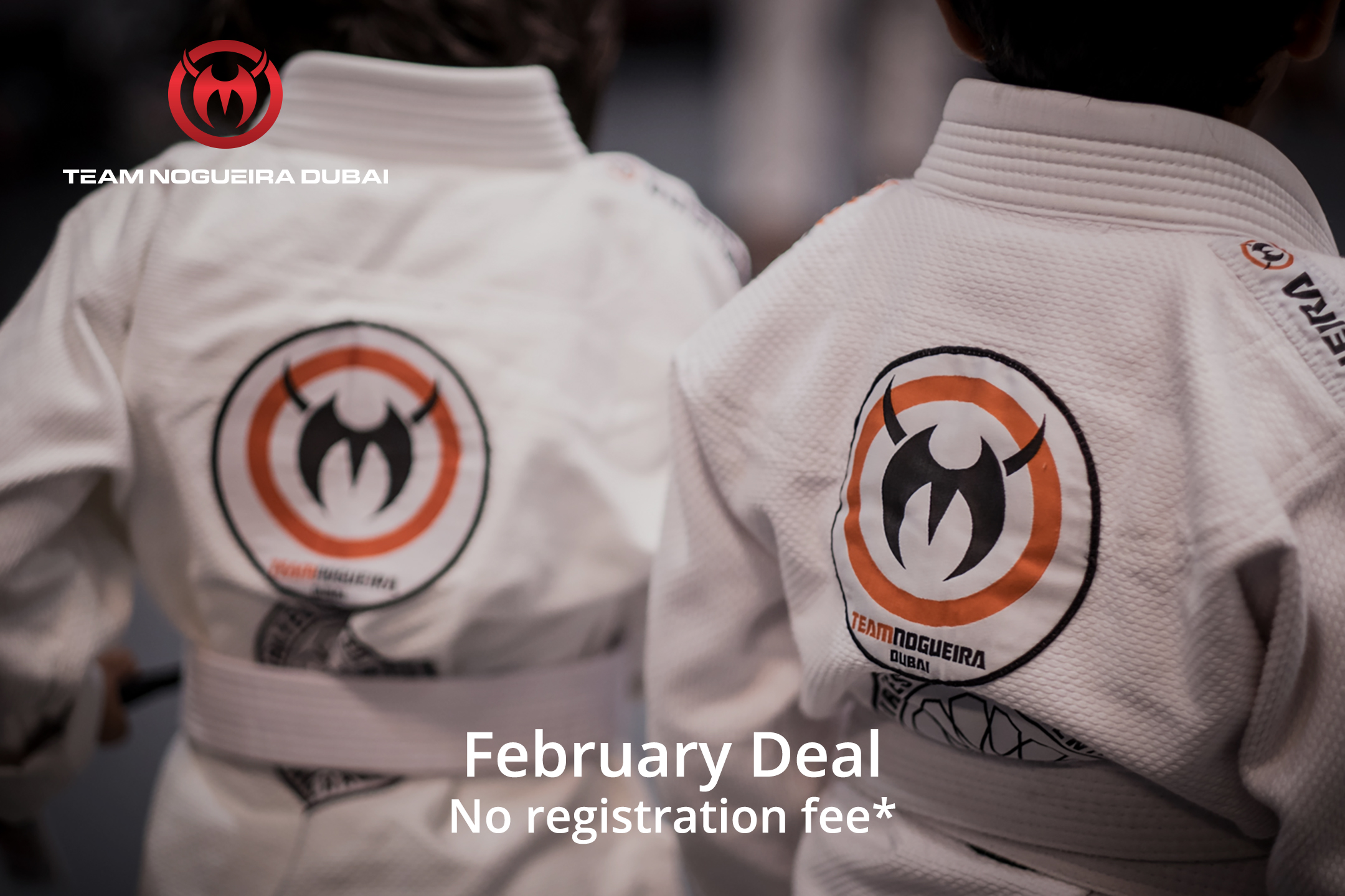 Get fit February deal!