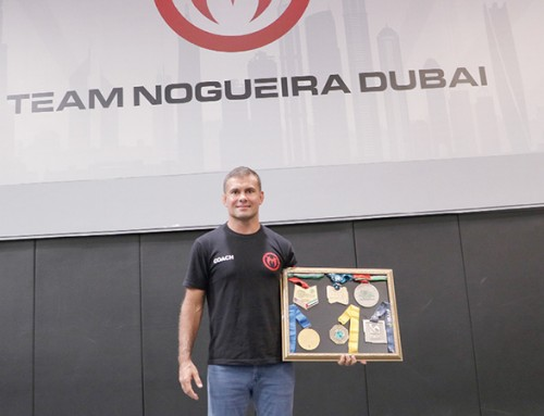 Team Nogueira Dubai Article at Gulf Today